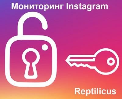 Мониторинг Instagram