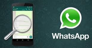 Мониторинг WhatsApp